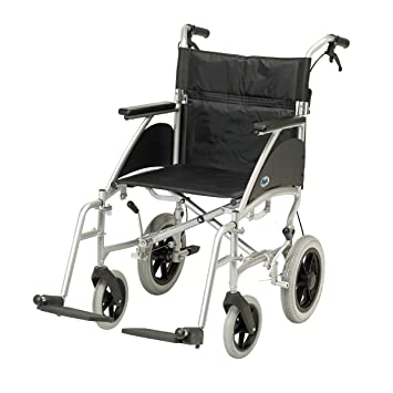 Swift Attendant - Silla de ruedas (anchura del asiento 41 cm ...