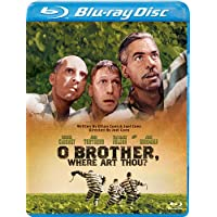 Deals on O Brother Where Art Thou Blu-ray