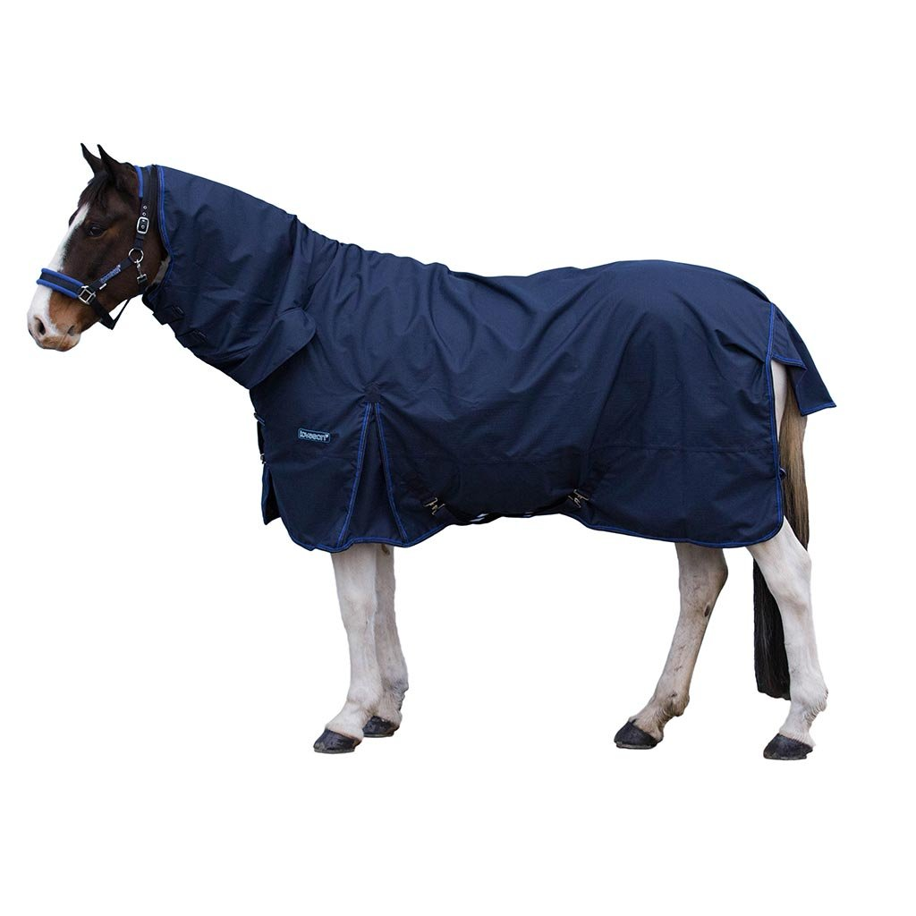 Loveson Turnout Sheet No Fill All in One 75 Navy/Blue/Navy/Silver