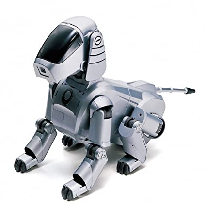Sony Aibo ERS-110 Entertainment Robot
