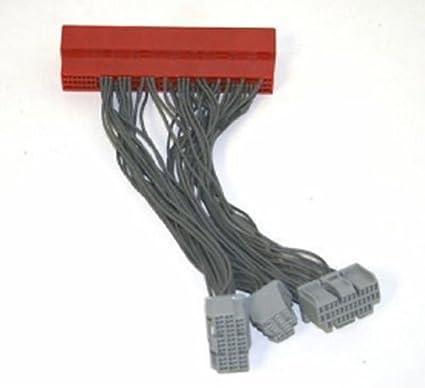 amazon com: obd2b to obd2a conversion harness adapter ecu jumper for honda  / acura: automotive