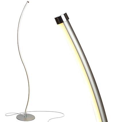 Amazon.com: Lámpara de pie LED de Wave – Lámpara de pie ...
