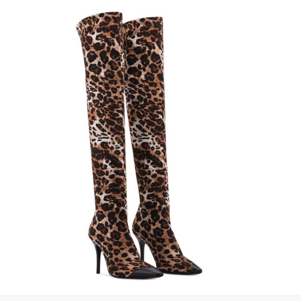 Womens High Tube Boots Ladies Fashion