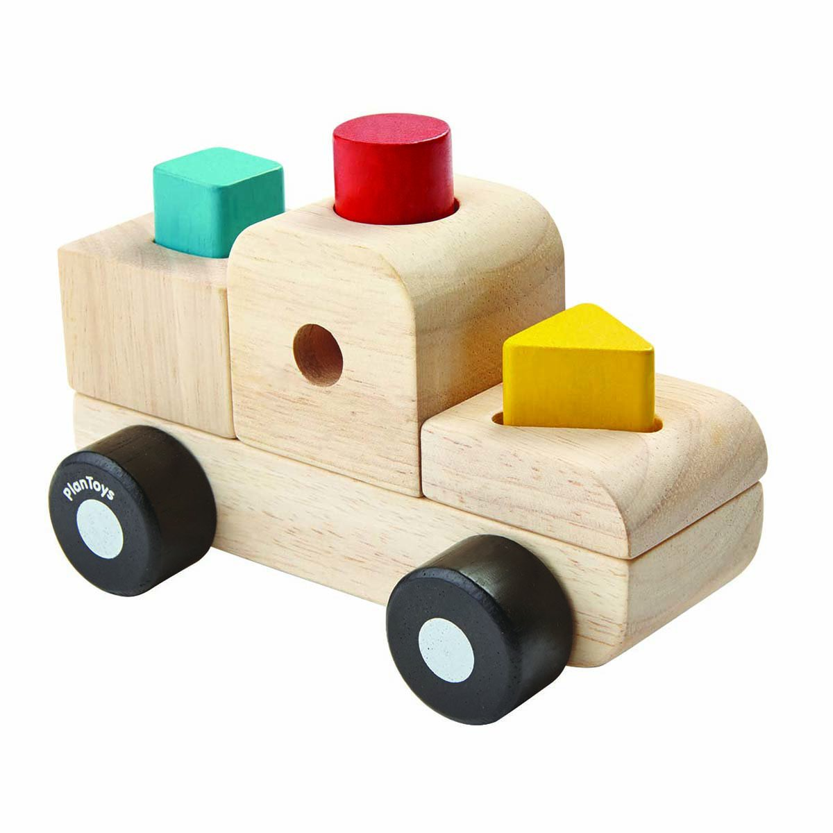 PlanToys Camion encajable 5433