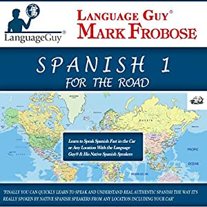 Spanish 1 for the Road [English and Spanish Edition] Speech