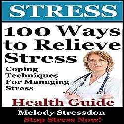 100 Ways to Relieve Stress