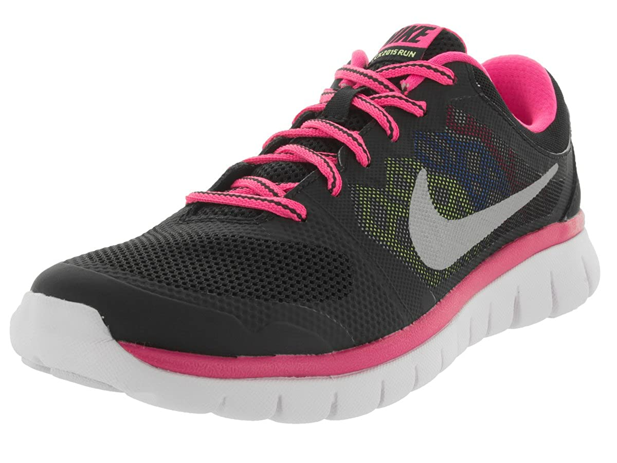 NikeFlex 2015 Run (GS) - Zapatillas de Running Unisex, para niños ...