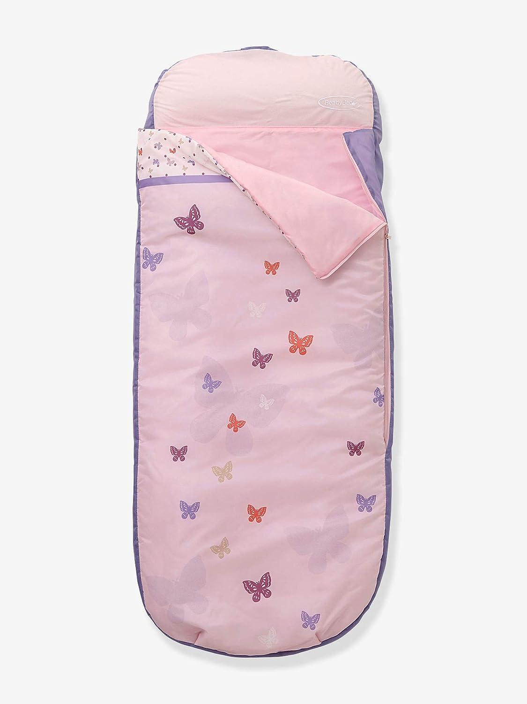 VERTBAUDET Saco de Dormir con colchón Integrado para niña Rosa ...