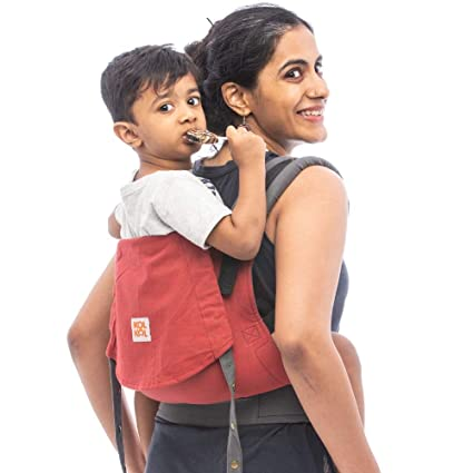 a2522ea9137 Image Unavailable. Image not available for. Colour  Kol Kol Baby Carrier ...