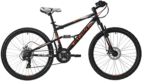 Atala Bicicleta Panther Frenos de Disco Mecánico 21 V Rueda 26 ...