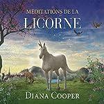 Méditations de la licorne | Diana Cooper