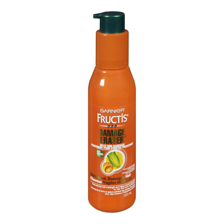 amazoncom garnier fructis damage eraser liquid strength
