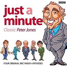 Just A Minute: Peter Jones Classics