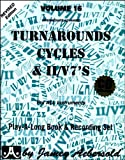 Vol. 16, Turnarounds, Cycles & II/V7's (Book & CD Set) (Play- a-Long)
