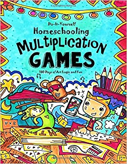 Multiplication games 180 days of math art logic fun do it multiplication games 180 days of math art logic fun do it yourself homeschooling sarah janisse brown 9781514895160 amazon books solutioingenieria Image collections