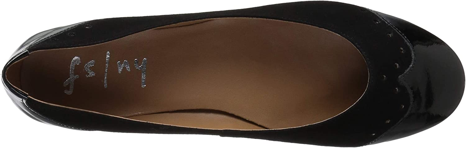 French Sole FS//NY Womens Civil Ballet Flat