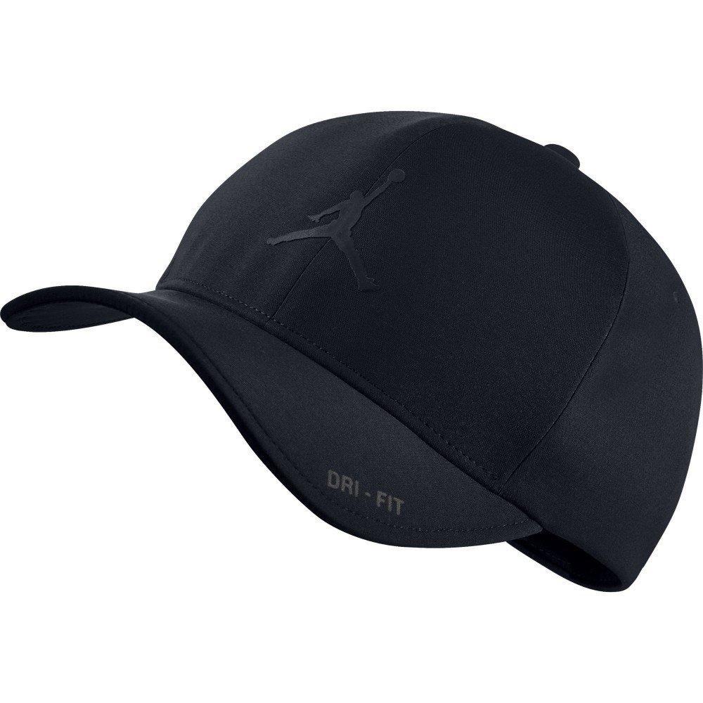 7dd5c7c21 Jordan Classic Baseball Grey Jumpman Black Hat