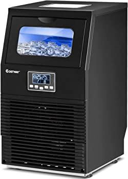 COSTWAY Commercial Portable Ice Maker