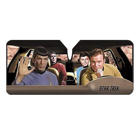 Amazon.com  Star Trek Passengers Car Sunshade  Toys   Games 8686120a8ea