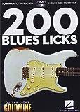 200 Blues Licks: Guitar Licks Goldmine