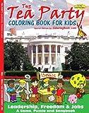 Tea Party Coloring Book (8.5x11)