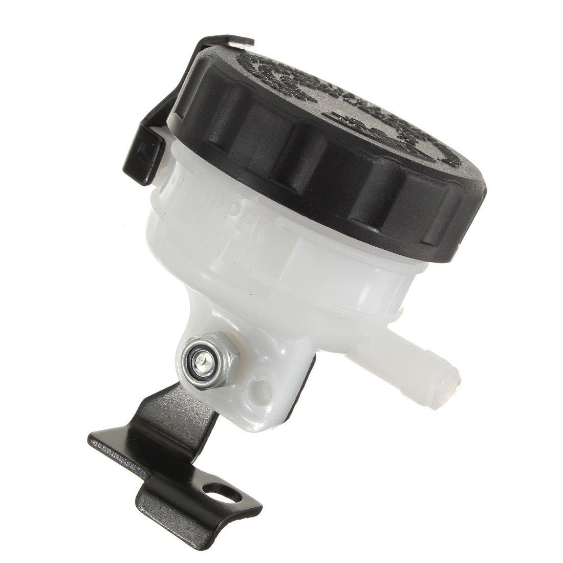 Pompe graisseur - TOOGOO(R)Moto Fluide Bouteille de frein avant Reservoir convient Yamaha wasaki KYA007