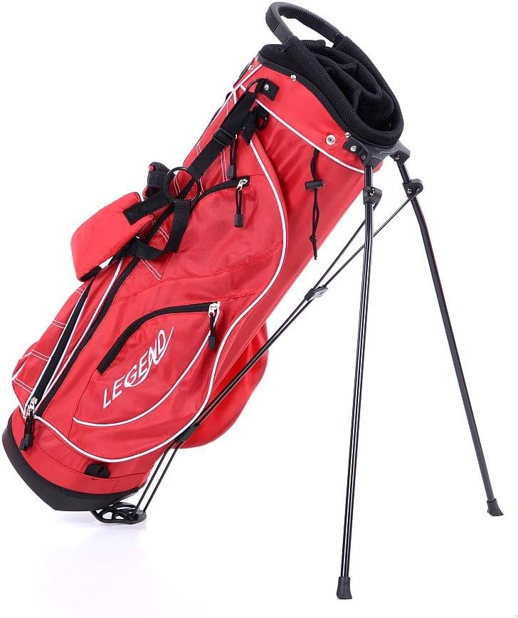 Legend Men's Tripod Golf Bag