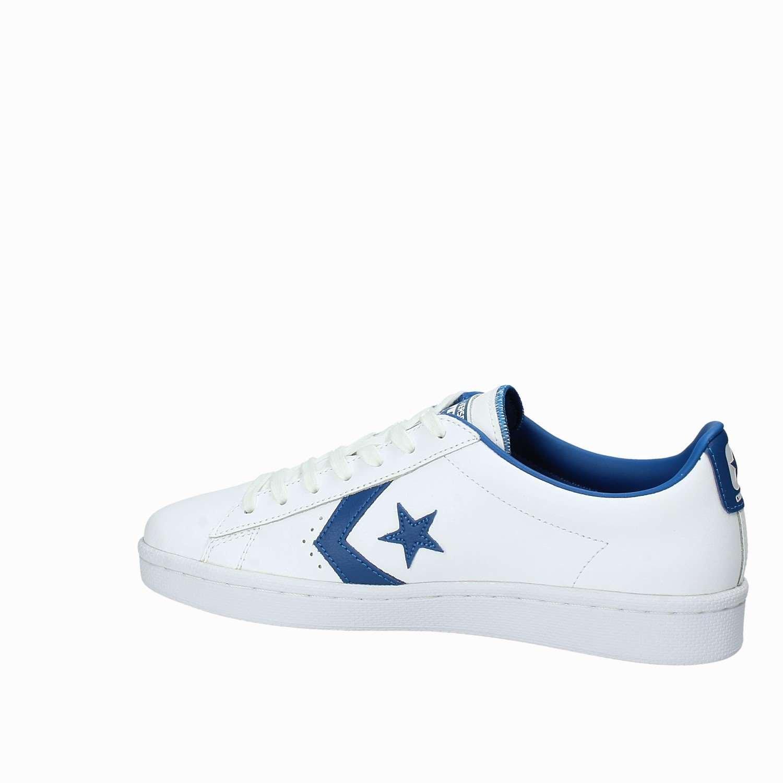 Converse Herren Herren Herren Sneakers White/Blue Jay/White 812938