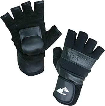 Hillbilly Wrist Guard Skateboard Gloves