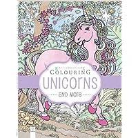 Kaleidoscope Pastel Colouring: Unicorns and More