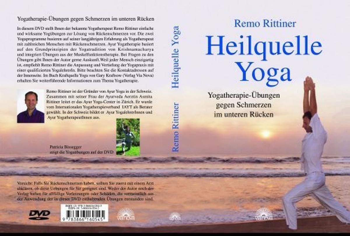 Heilquelle Yoga, 1 DVD-Video [Alemania]: Amazon.es: Via Nova ...