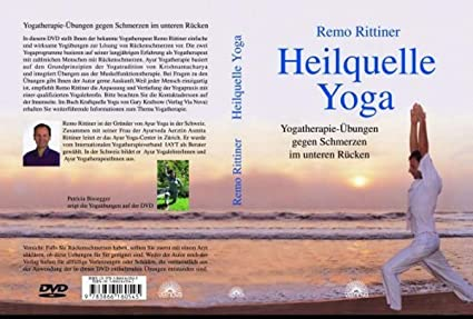 Amazon.com: Heilquelle Yoga - DVD: Remo Rittiner: Movies & TV