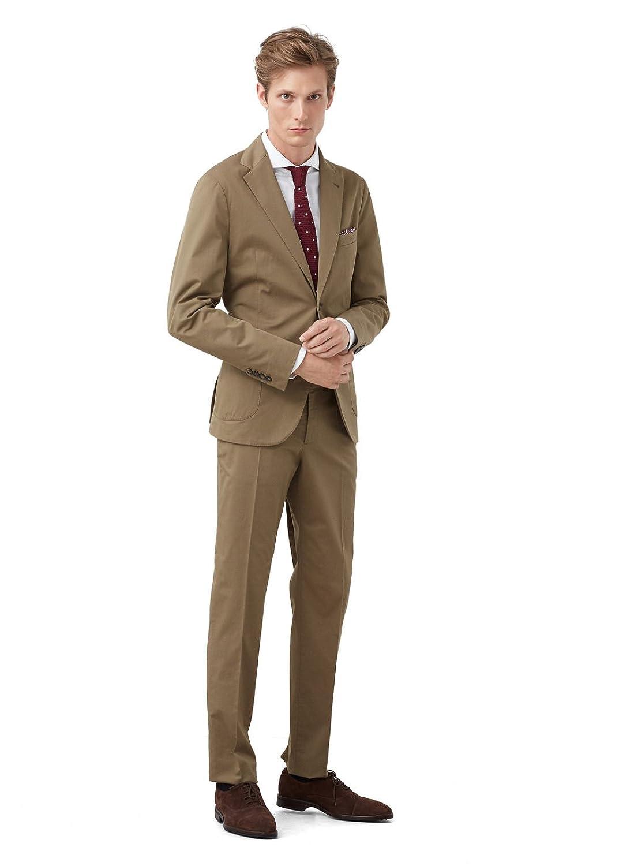 MANGO MAN - Slim fit anzugjacke Business baumwolle