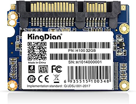 KingDian 2.5 inch SATA II 32G Portable External Solid State Storage Drive SSD