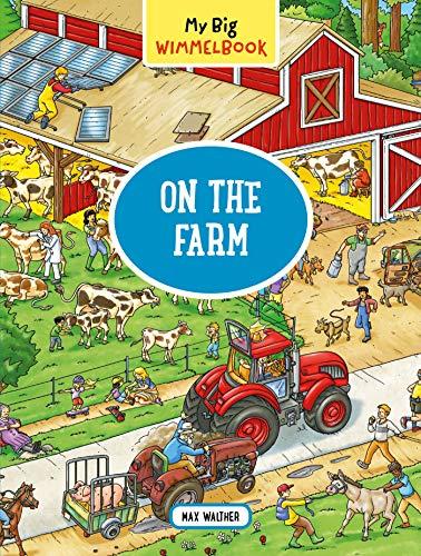 My Big Wimmelbook―On the Farm (Barn Farm Big)