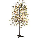 Led Harvest Maple Leaf Garden Tree