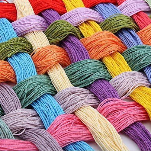 Joy Sunday Cross Stitch Kit 14CT Stamped Embroidery Kits Precise Printed Needlework I love gardening 42/×22CM