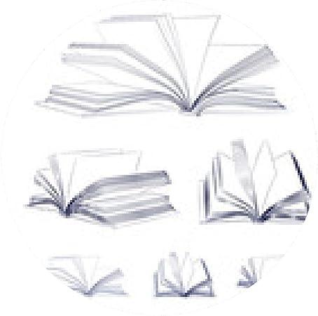 alfombrilla de ratón conjunto de dibujos libro abierto