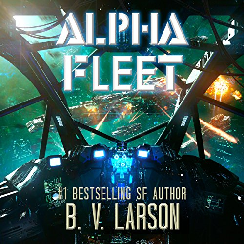 Alpha Fleet: Rebel Fleet, Book 3 cover