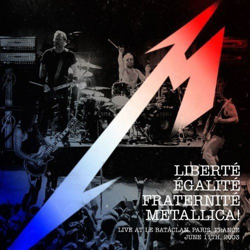 Metallica-Liberte Egalite Fraternite Metallica-DIGIPAK-CD-FLAC-2016-DeVOiD Download