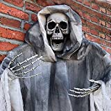Halloween Props Scary Decorations Life Size Hanging