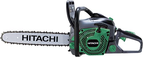 Factory-Reconditioned Hitachi CS51EAP 50.1CC 20-Inch Rear Handle Chain Saw with PureFire Engine