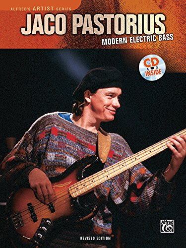 Modern Electric Bass, Revised Edition (Book & CD) (Alfred's Artist ()