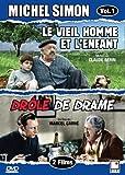 Michel Simon vol. 1 - Le vieil homme et l'enfant / Dr??le de drame (French only) by Michel Simon