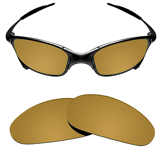 e5153e91fd Image Unavailable. Image not available for. Color  Kygear Anti-fading  Polarized Replacement Lenses for Oakley Juliet Sunglasses