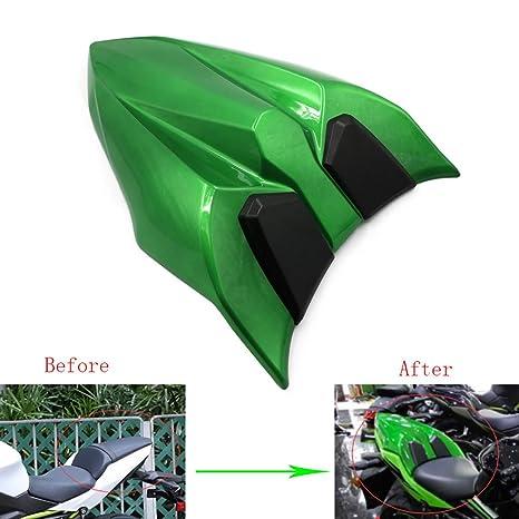 Amazon.com: Alpha Rider motocicleta cubierta de asiento ...