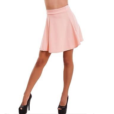 uk availability 2050f 87739 Toocool - Gonna Donna Minigonna Vita Alta Ruota ondeggiante ...
