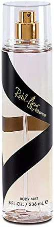 Rihanna Reb l Fleur Body Mist for Women 8 oz Pack of 4