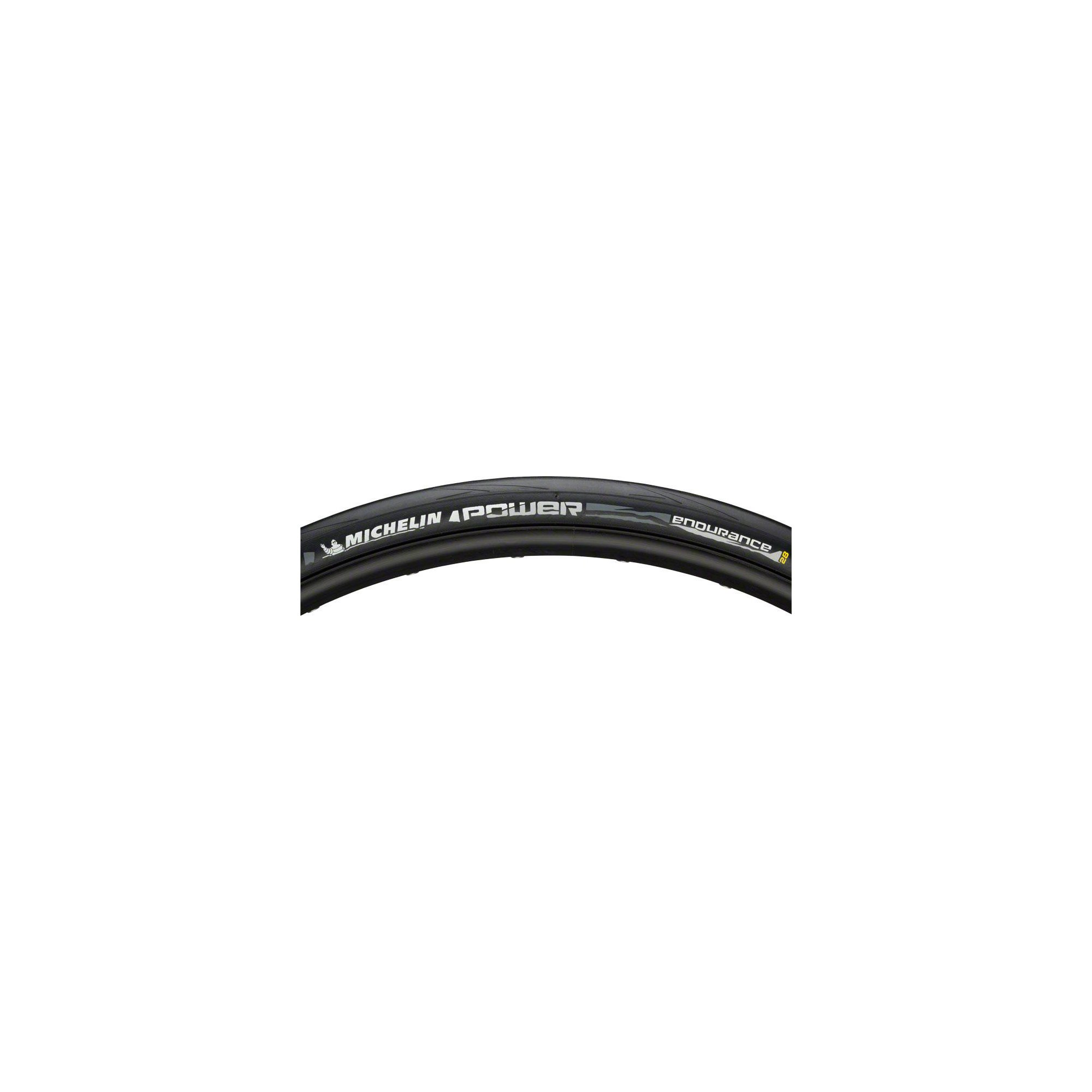 Michelin Power Endurance Road Tire 700C X 28 BLACK