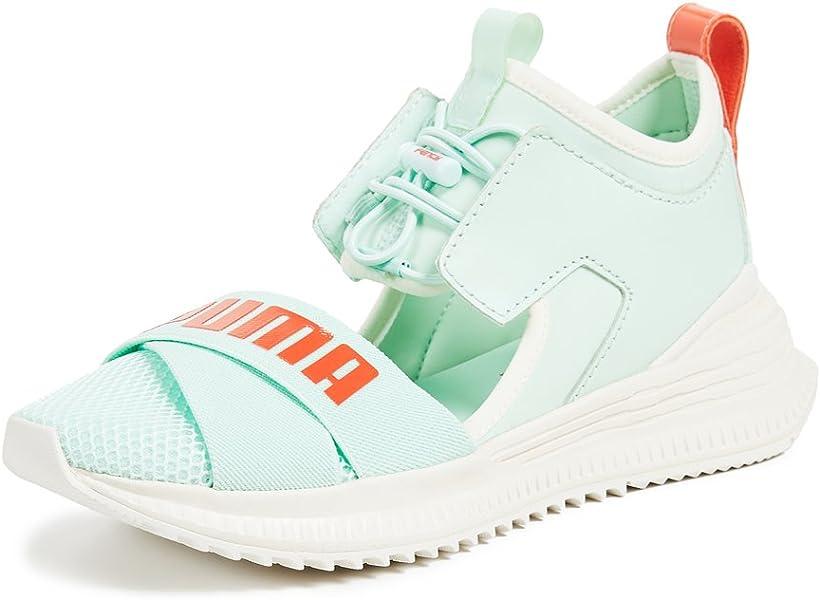reputable site bd7ba 47332 PUMA Women s Fenty x Avid Sneakers, Bay Cherry Tomato Vanilla Ice, 6.5